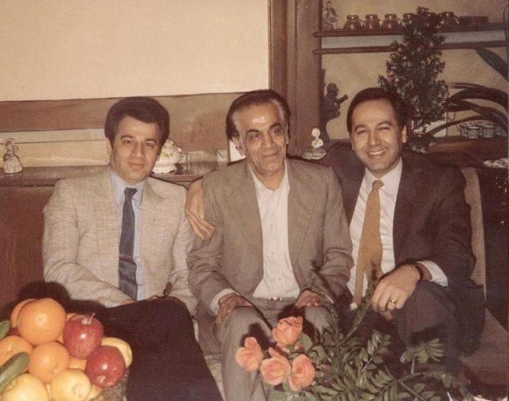 Mr Kourosh Mr Mahmoud Mr daryoush Goharbin 1365
