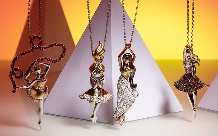Goharbin Jewelry Fine Jewelry Collections