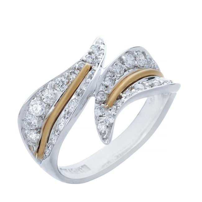 انگشتر برليان 42487 A گوهربين goharbin