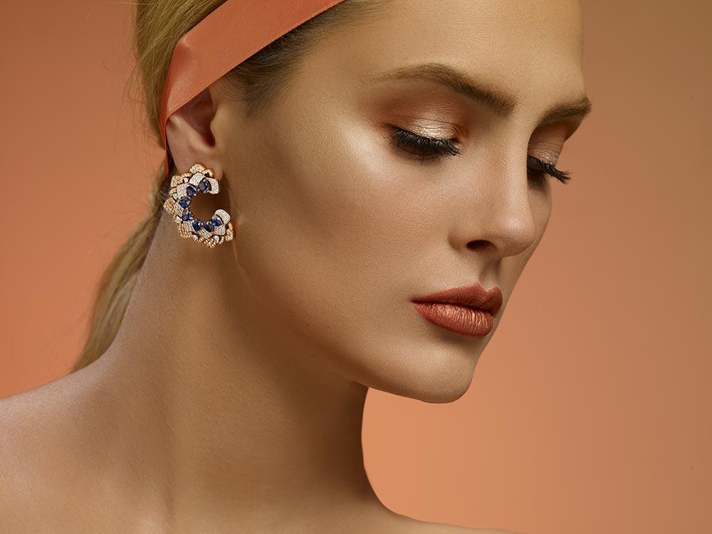 Fine jewelry earrings goharbin