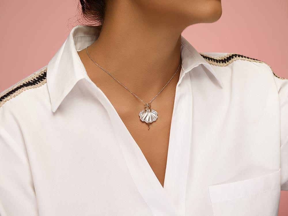 Fine Jewelry Pendant Goharbin