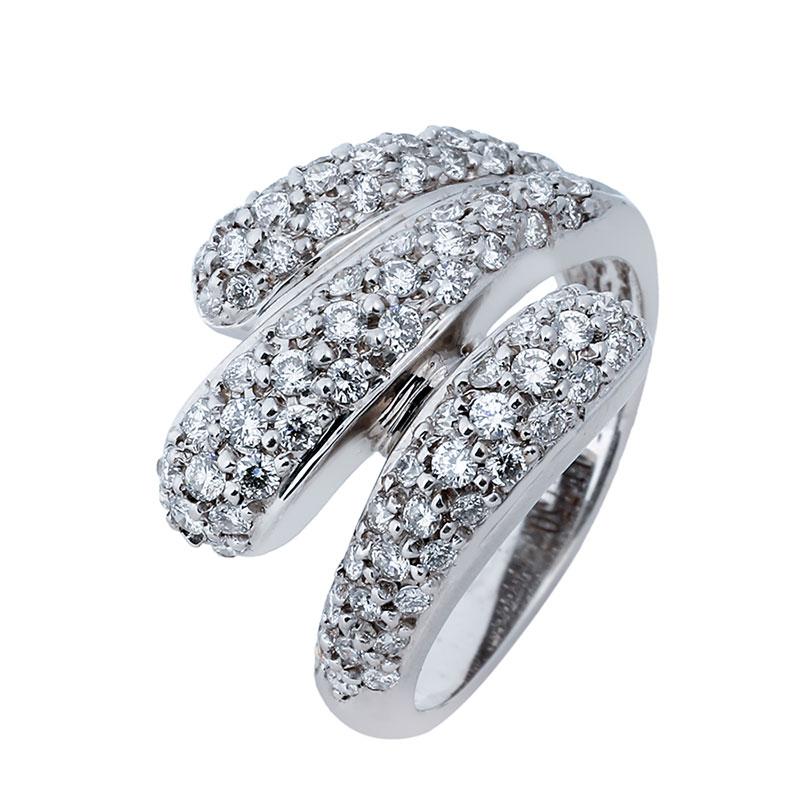 انگشتری برليان 51775 A گوهربين goharbin