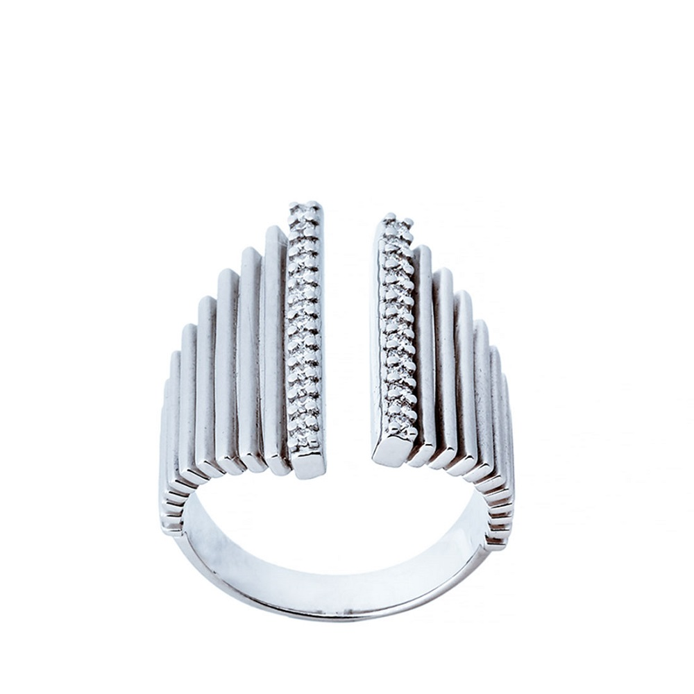 انگشتری برليان 79415 B گوهربين goharbin
