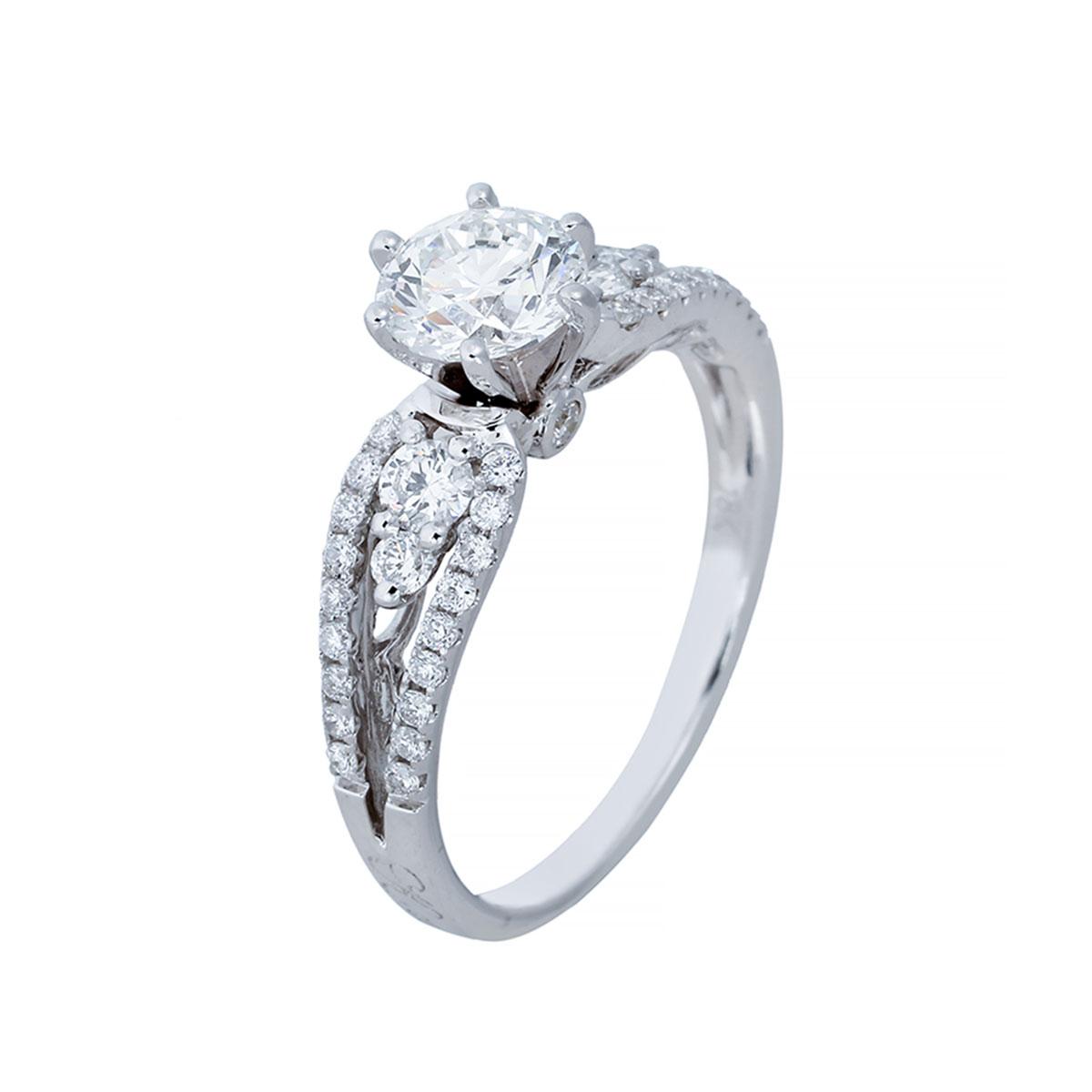 حلقه برليان 59487 A گوهربين goharbin