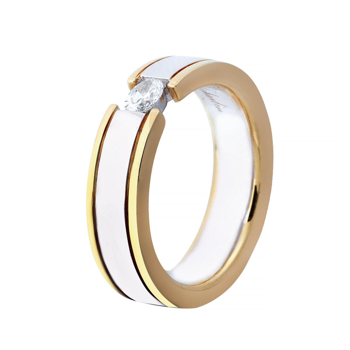 حلقه برليان 68856 A گوهربين goharbin