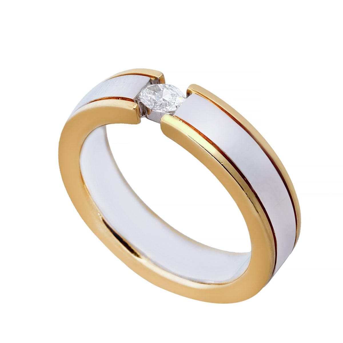 حلقه برليان 68856 B گوهربين goharbin