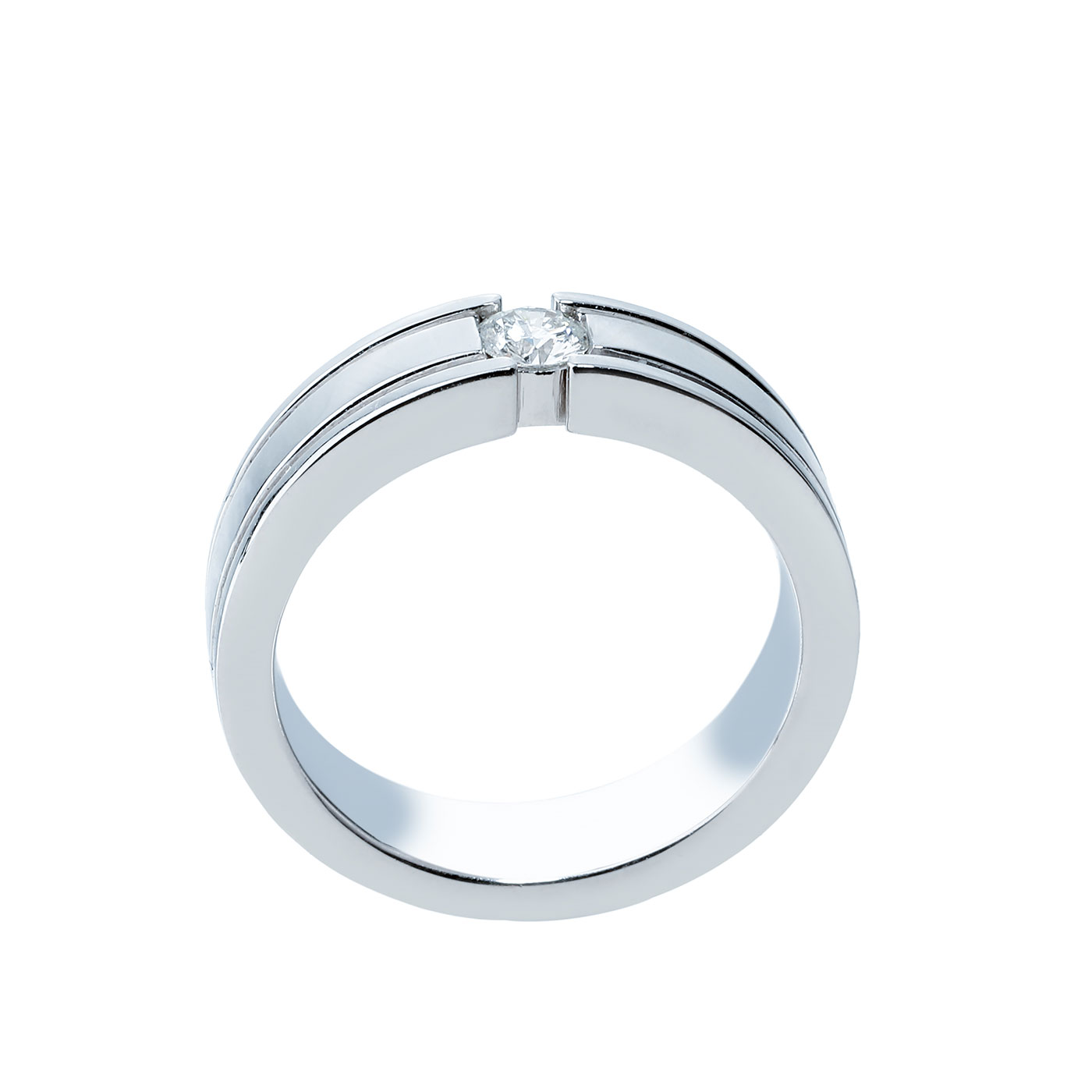 حلقه برليان 75338 C گوهربين goharbin