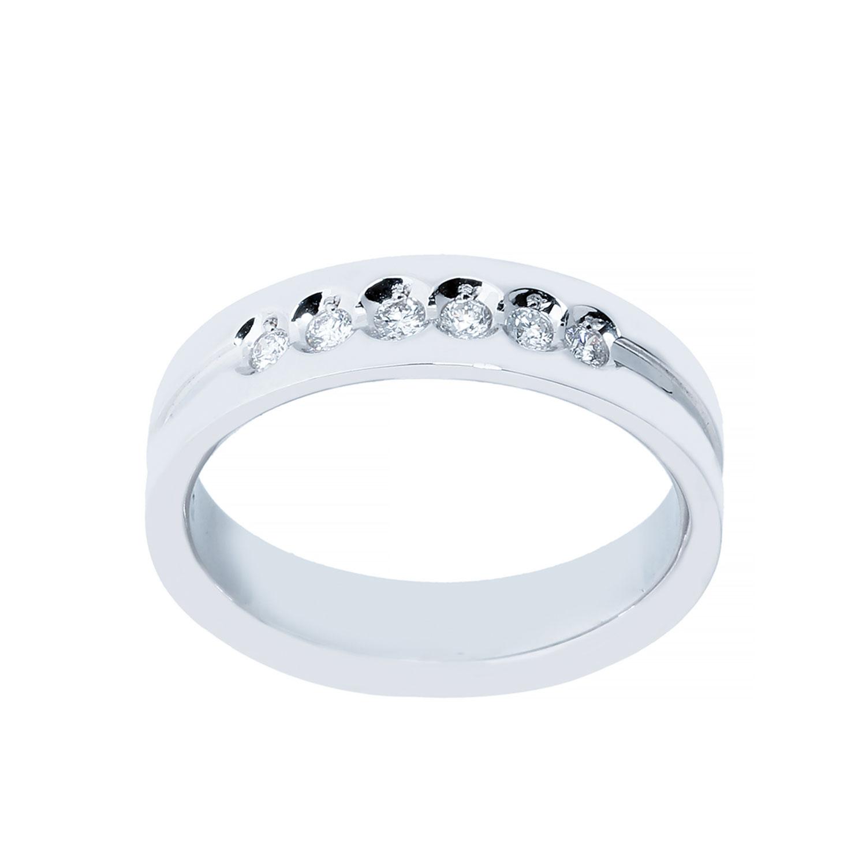 حلقه برليان 78695 C گوهربين goharbin