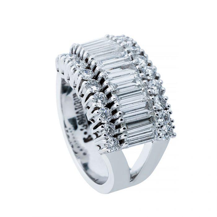 حلقه برليان 33325 A گوهربين goharbin