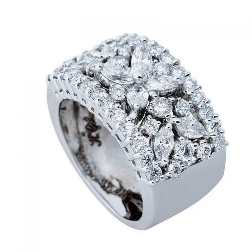 حلقه برليان 36445 B گوهربين goharbin