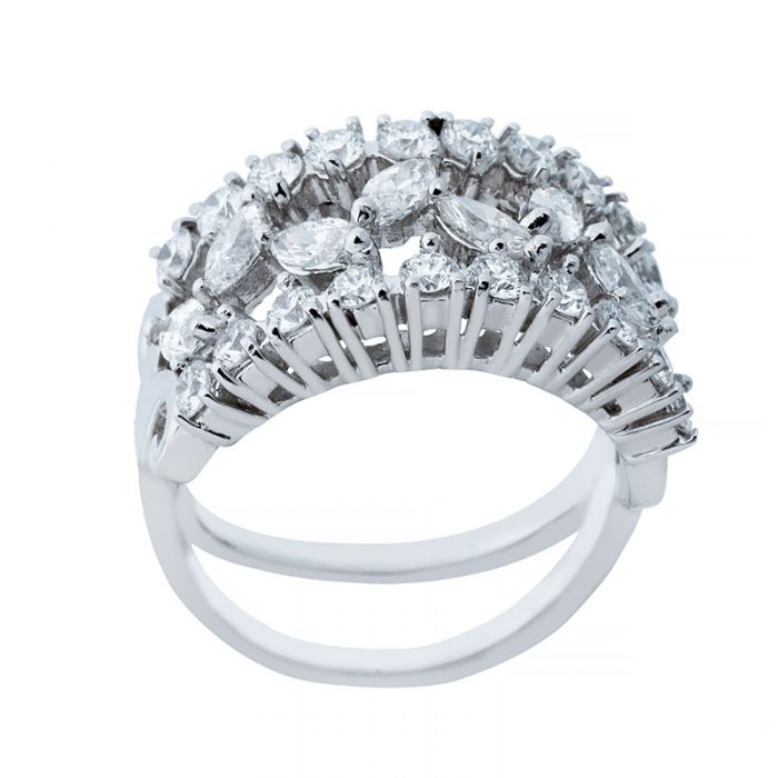 حلقه برليان 40135 B گوهربين goharbin