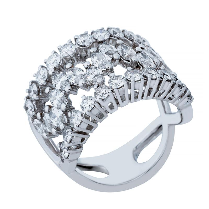 حلقه برليان 62422 C گوهربين goharbin