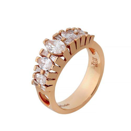 حلقه برليان 66156 B گوهربين goharbin