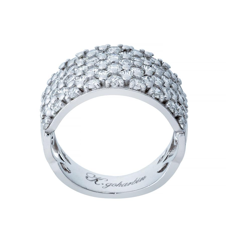 حلقه برليان 66167 C گوهربين goharbin