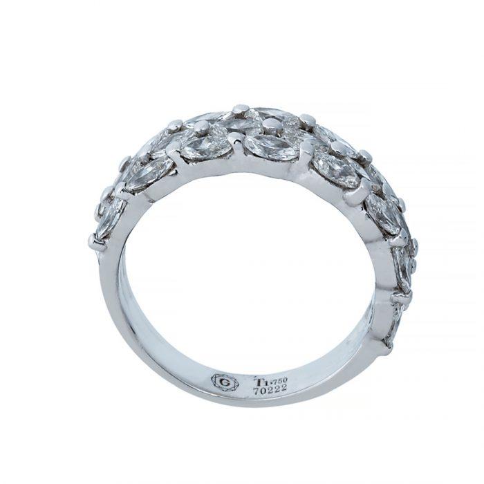 حلقه برليان 70222 C گوهربين goharbin
