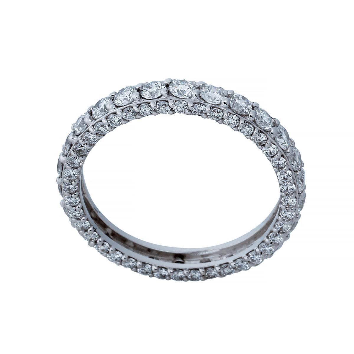 حلقه برليان 75035 C گوهربين goharbin