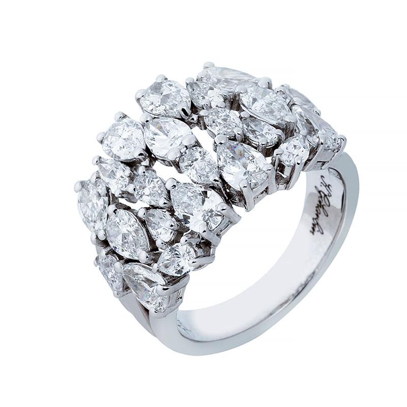 حلقه برليان 75998 A گوهربين goharbin