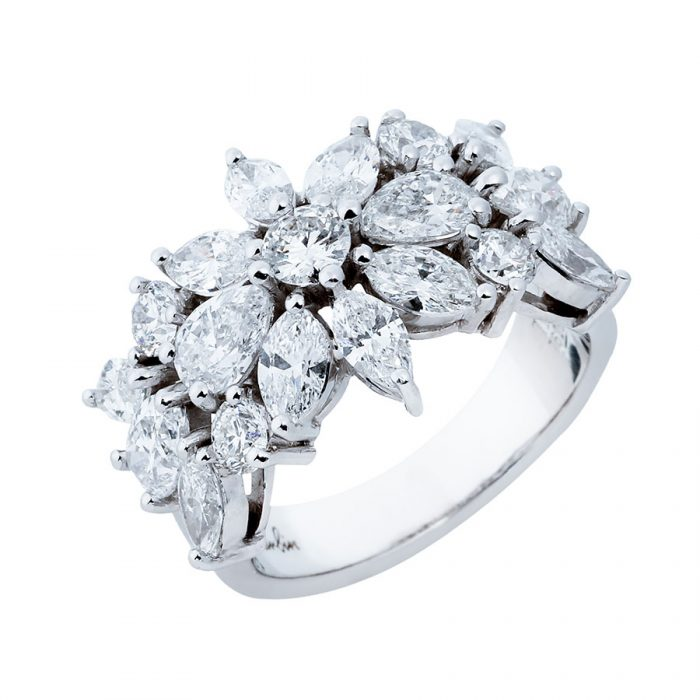 حلقه برليان 76263 A گوهربين goharbin
