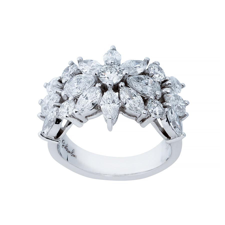 حلقه برليان 76263 C گوهربين goharbin