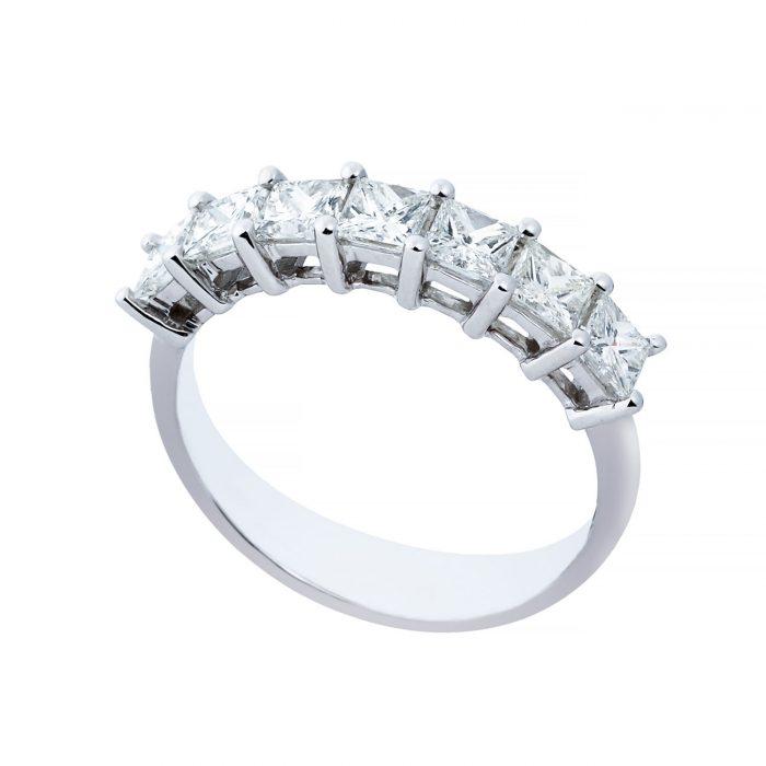 حلقه برليان 78627 C گوهربين goharbin