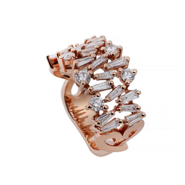 حلقه برليان 78805 B گوهربين goharbin