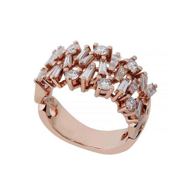حلقه برليان 78805 C گوهربين goharbin