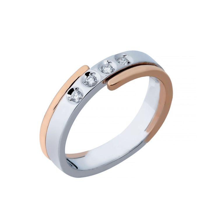 حلقه برليان 80508 A گوهربين goharbin