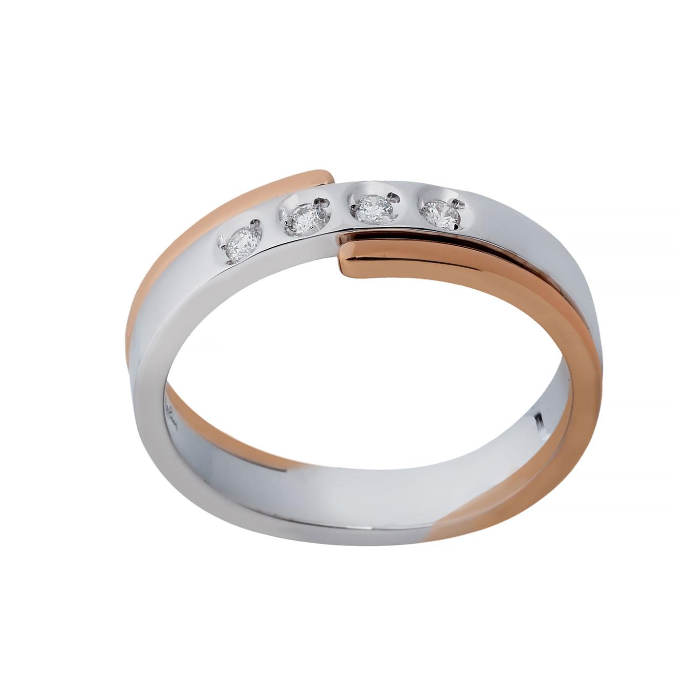 حلقه برليان 80508 C گوهربين goharbin