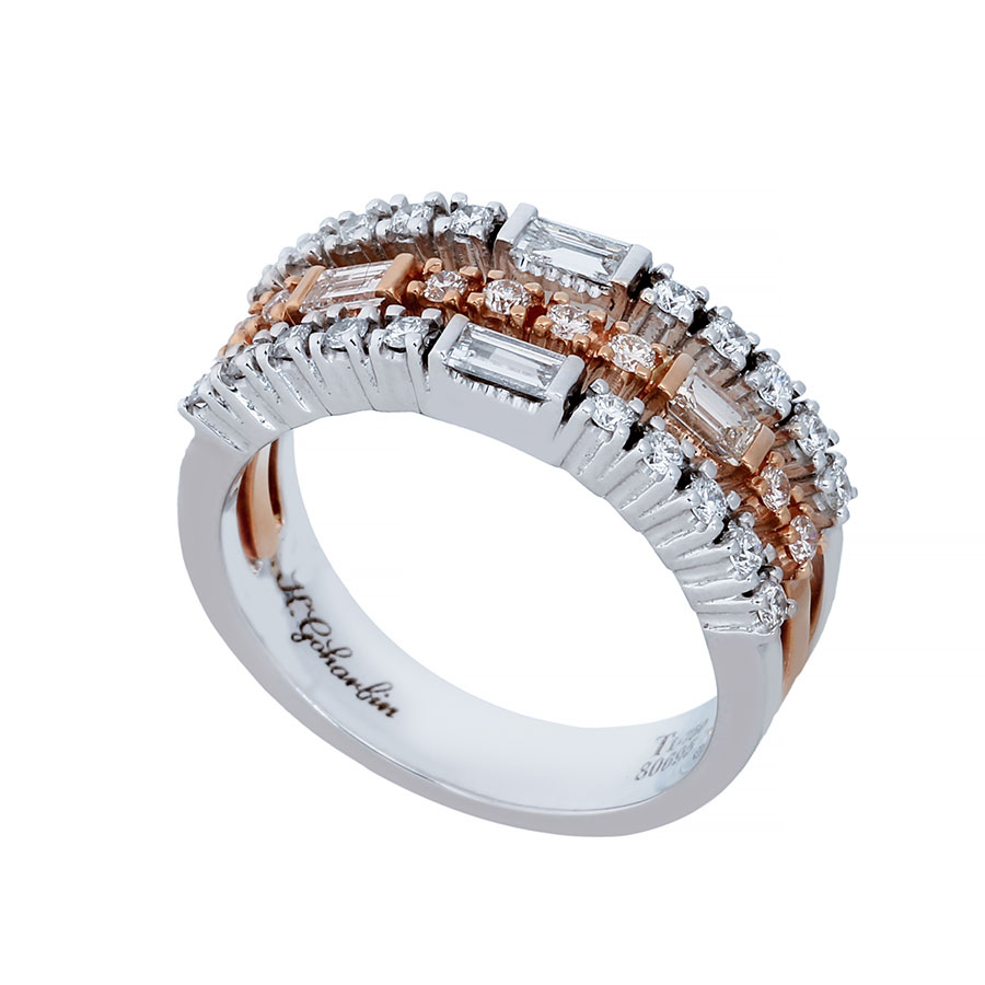 حلقه برليان 80695 C گوهربين goharbin