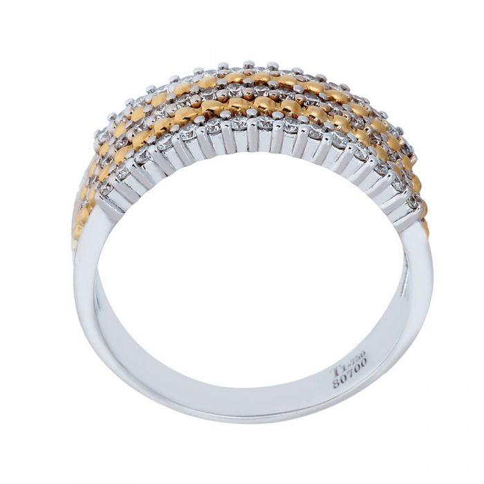 حلقه برليان 80700 C گوهربين goharbin