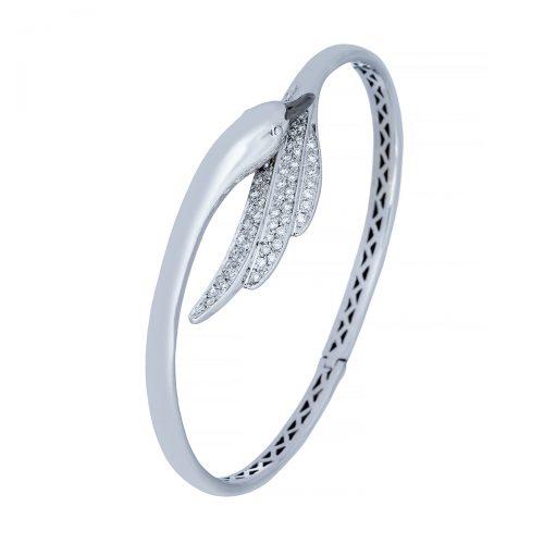 دستبند برليان 43656 A گوهربين goharbin