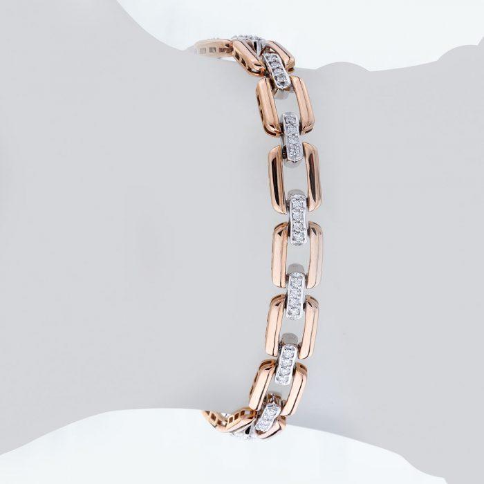 دستبند برليان 72462 C گوهربين goharbin
