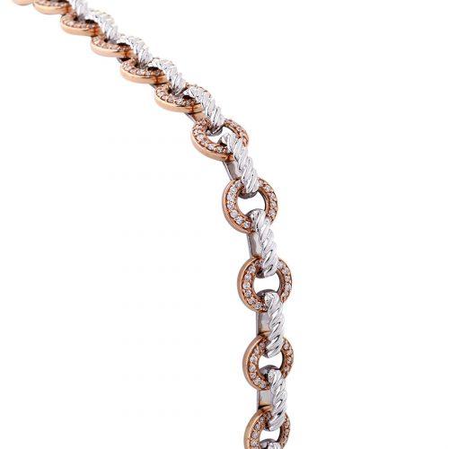 دستبند برليان 73283 A گوهربين goharbin