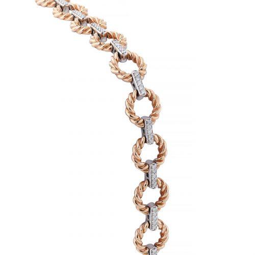 دستبند برليان 74160 A گوهربين goharbin