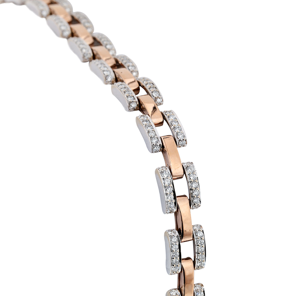 دستبند برليان 75508 A گوهربين goharbin