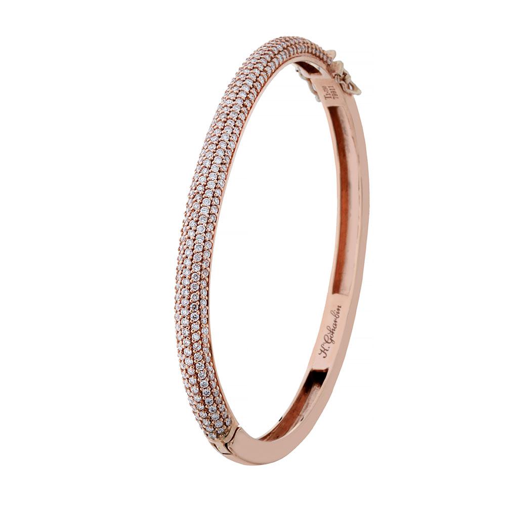 دستبند برليان 79911 A گوهربين goharbin