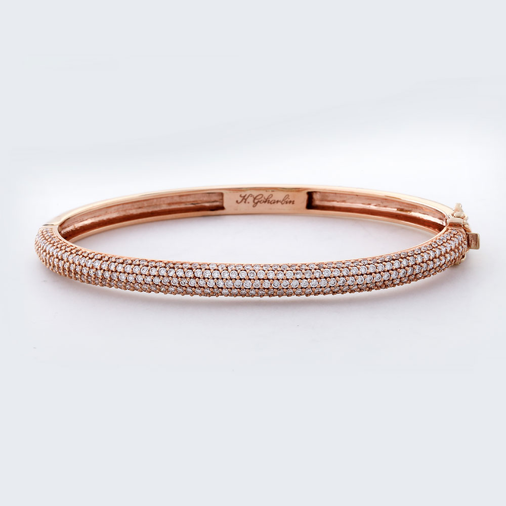 دستبند برليان 79911 B گوهربين goharbin