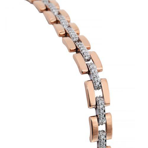 دستبند برليان 80180 A گوهربين goharbin