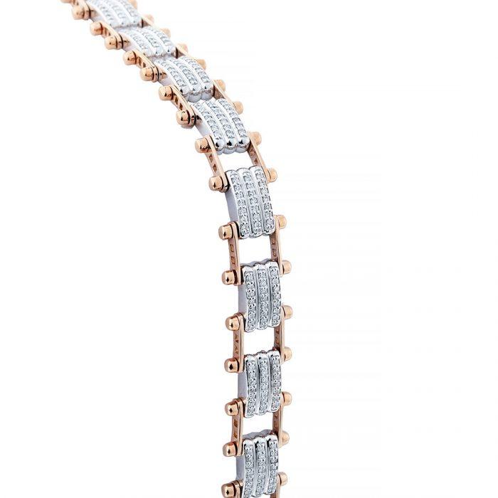 دستبند برليان 80904 A گوهربين goharbin