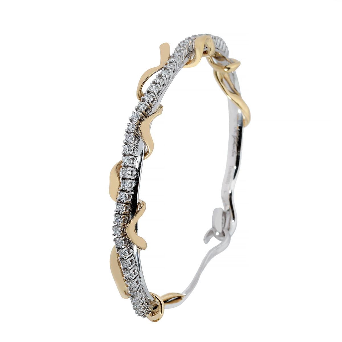 دستبند برليان 80951 A گوهربين goharbin