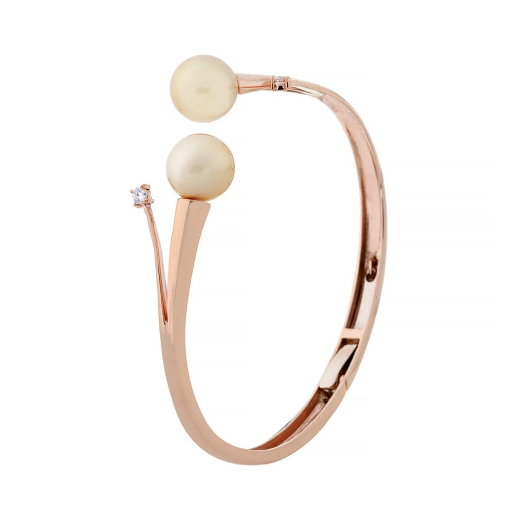 دستبند مرواريد 81015 A گوهربين goharbin