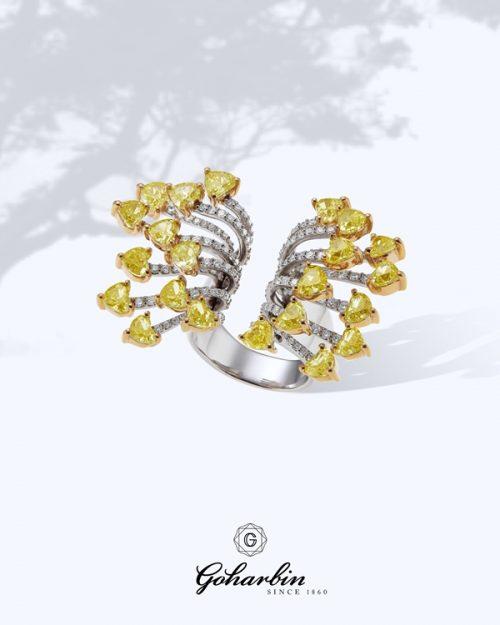 انگشتري برليان Briliant Ring