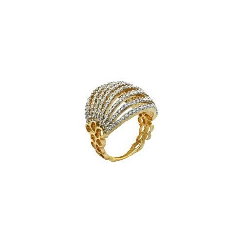 Goharbin fan design Diamond ring2