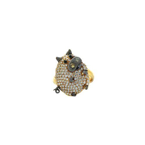 Goharbin Diamond Ring Farm Set