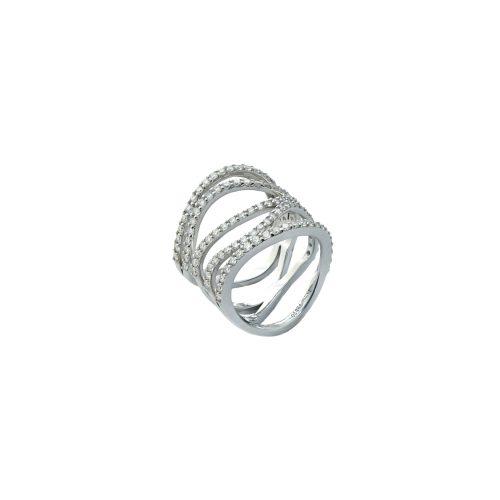goharbin coil diamond ring