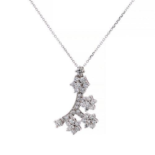 Branch brilliant medal Goharbin-jewelry-مدال-گوهربین