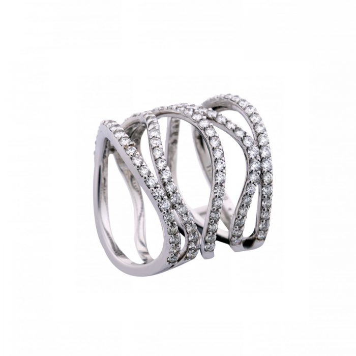 coil brilliant ring Goharbin