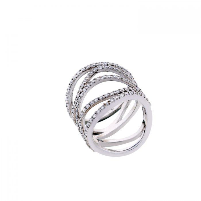 Coil brilliant ring Goharbin Goharbin Jewerly