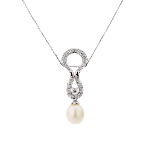 Drop brilliant medal Goharbin-jewelry-مدال-گوهربین