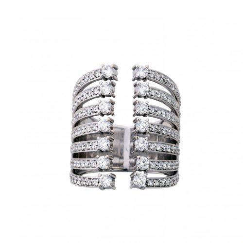 Furrow brilliant ring